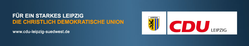 CDU – Ortsverband Leipzig Südwest
